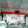 Grue de passerelle simple fonctionnante élevée de faisceau d'Effiency avec l'élévateur électrique