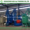 Pelota de madeira da biomassa da tecnologia nova que faz a linha de produção 1000kg