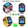 Reloj elegante del perseguidor del GPS de los cabritos/del niño con la cámara y la linterna D26c