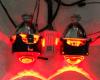 2016 l'oeil neuf de diable d'Arrivel 360 DEL facile installent pour la forme circulaire CACHÉE d'Avaiable de 2.5 3.0 de projecteurs de lentille de véhicule couleurs du phare 7