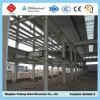 Edificio porta fabricado del almacén de la estructura de acero