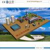 沈積物の石油精製の気化の連続的な熱分解のプラント