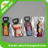 Abridor de frasco feito sob encomenda do metal dos artigos relativos à promoção da alta qualidade