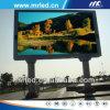 Van de Openlucht LEIDENE van Mrled P10mm de Prijs Vertoning Signs/LED Board/LED van Display/LED (ONDERDOMPELING 5454)