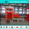 Автоматическим машина делать кирпича Ce аттестованная качеством конкретная
