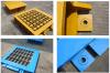 ブロック機械のための型または煉瓦型かブロック型または型