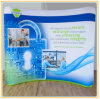 Curved Portable Aluminium Trade Show Booth Backdrop