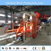 Machine de fabrication de brique Qt6-15 Brûler-Libre complètement automatique
