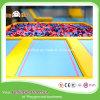 Parque de interior grande colorido modificado para requisitos particulares profesional del trampolín para la venta