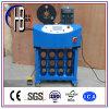 油圧ホースひだが付く機械2インチP32フィン力の油圧ひだ付け装置
