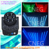 6*12W RGBW 4 in 1 Bee Eye LED Moving Head