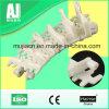 Matériau de POM 2350Flexlink dm chaîne de transport souple (Hairise2350DM)