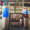 液化天然ガスの低温液化ガスシリンダー
