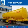 Titaan 3 Tanks van de Brandstof van het Aluminium van de Olietanker van de Aanhangwagen van de Tanker van de Brandstof van de As de Semi