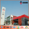 Construction ignifuge Material pour l'ACP Sheet d'Outside Signboard Decoration