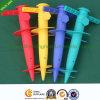 Ginebra plástica de Soportes del paraguas del ABS de la alta calidad para el parasol al aire libre de Sun del parasol de playa (UB-002P)