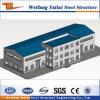 Heißer Verkauf Galvnaized Fertighaus-Stahlkonstruktion-Haus