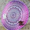 柔らかい印刷された浜の円PareoかDia140cm (Hz217)のタオル