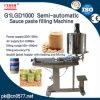 Máquina de rellenar de la goma semiautomática de la salsa G1lgd1000 para la miel