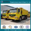 Sinotruk HOWO 팁 주는 사람 트럭, 쓰레기꾼 트럭, 덤프 트럭