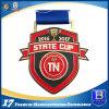 De Medaille van de Toekenning van de Douane van het Medaillon van de Spelen van de Sporten van het voetbal