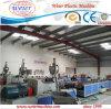 PE PVC WPC máquinas de perfil de plástico de madeira