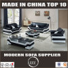 Las ventas de los sofás con el sofá de cuero de Miami fijaron para la sala de estar