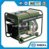 2kw/2.5kVA dubbele Open Diesel van de Macht van het Type Generator voor het Gebruik van het Huis