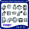 Protezioni rotonde galvanizzate standard 301 della ghisa malleabile di DIN/JIS/GB che si adattano