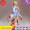 着物の日本の女の子のマンガのキャラクタ図