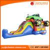 2018 Carro pulando castelo inflável com Piscina (T3-514)