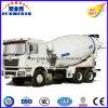 Camion mélangeur de béton Shacman à usage effectif (500, 6 cylindres)