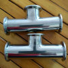 1 Inch SMS Sanitary Stainless Steel Triclamped Tee