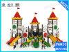 Plástico de los niños al aire libre equipos de juego CS-016