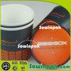 Taza de la sopa con el papel Lid-16oz