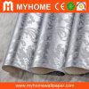 Zilveren MetaalBehang voor Bouwmateriaal