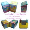 Tea, Tea Packaging Boxes를 위한 Folding Paper Box 인쇄