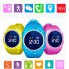 Het waterdichte Handbediende Persoonlijke GPS Horloge van de Drijver voor Jonge geitjes/Kind D11