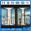 Bonne qualité et guichet en aluminium de tissu pour rideaux des prix raisonnables