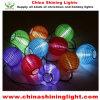 Новые приходя популярные света праздника панели солнечных батарей СИД типа фонарика