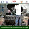 큰 폐기물 타이어 반지 절단기 기계