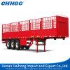 China Chhgc 40ton Utility Stake Cargo Semi Trailer