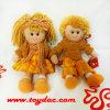 ヤードの毛によって詰められる布の人形