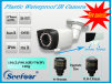 Открытый Пластиковая Пуля ИК Камера с IP66 2,8-12мм Объективом