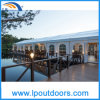 50m Length Big Party Tent con Chiavari Chairs e Foldable Tables per People 1000