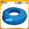boyau bleu de blessure de spirale de vide de piscine de la couleur 1.5