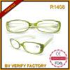 Optischer Streifen-Rahmen-Plastikanzeigen-Gläser des neuen Modell-R1408