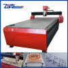 Máquina de alumínio do CNC da carcaça do molde do painel da onda com tamanho da tabela 1300X2500