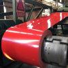 Guanxian屋根ふきシートのための赤いカラーPPGI鋼鉄コイル