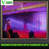 Exposição macia transparente da cortina do diodo emissor de luz para o estágio (iDOT)